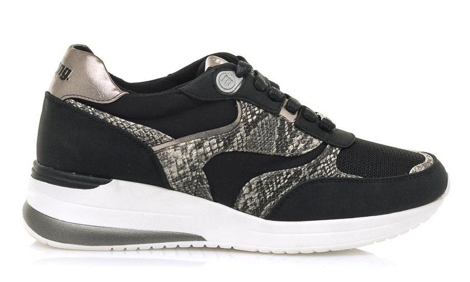 Zapato MTNG 69521 Yoda II Negro