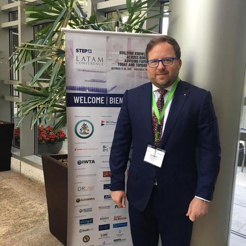 Gilberto Arosemena | STEPLatam Conference 2019