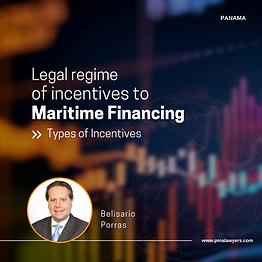 incentives maritime financing panama shi