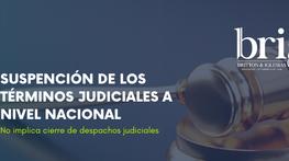 Situación de los procesos Judiciales y Arbitrales en Panamá ante el Covid-19