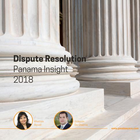 Dispute Resolution in Panama 2018