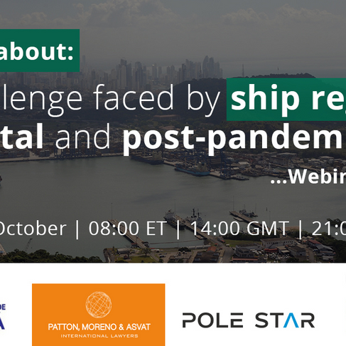 The Challenge Faced by Ship Registries in the Digital and Post-pandemic Era