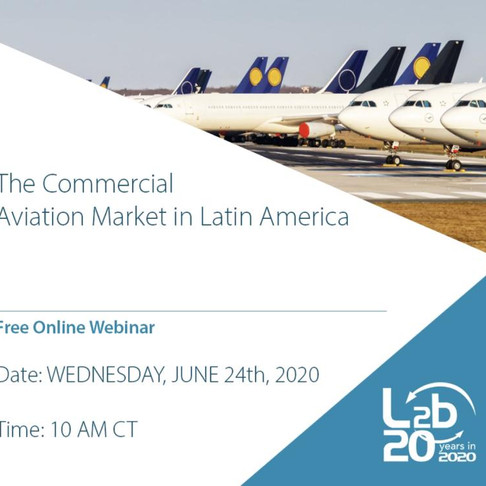 The Commercial Aviation Market in Latin America