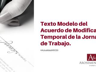 Ejecutivo regula temporalmente las modificaciones a la jornada de trabajo - Decreto Ejecutivo 71 de