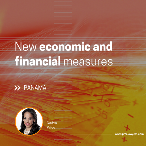New economic and financial measures