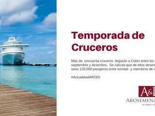 Panamá: Temporada de Cruceros 2019