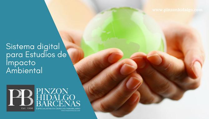 Plataforma Digital para Estudios de Impacto Ambiental