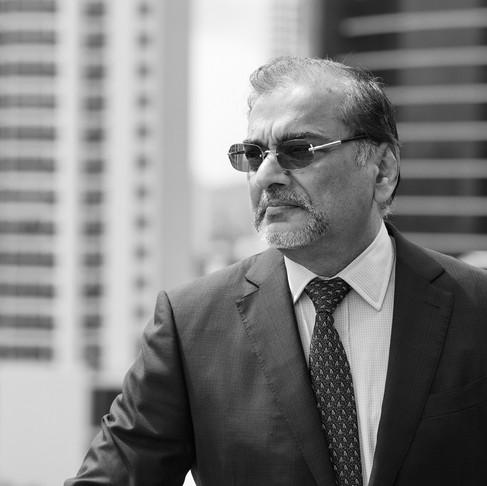 Ebrahim Asvat en Panamá: Rostros que sueñan la Ciudad