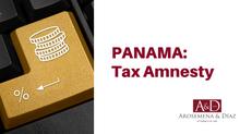 Tax Amnesty – Panama