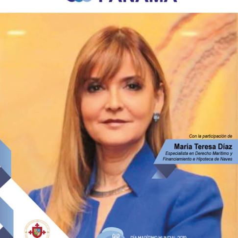 World Maritime Day - Maria Teresa Diaz
