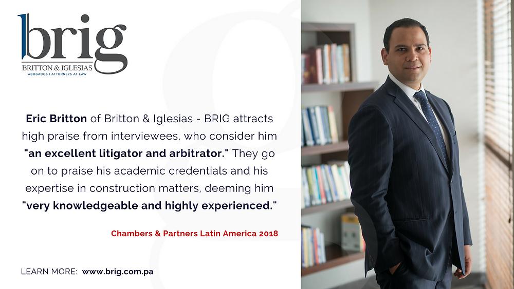 Eric Britton - Litigios y Arbitraje