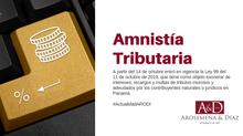 Amnistía Tributaria – Dirección General de Ingresos de Panamá
