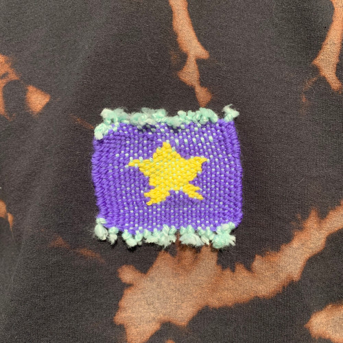 Blue and Yellow Star Hoodie 2020