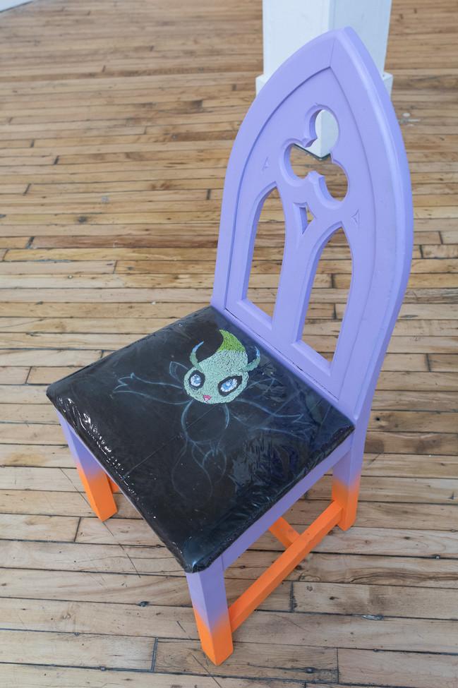 Celebi Chair 2020