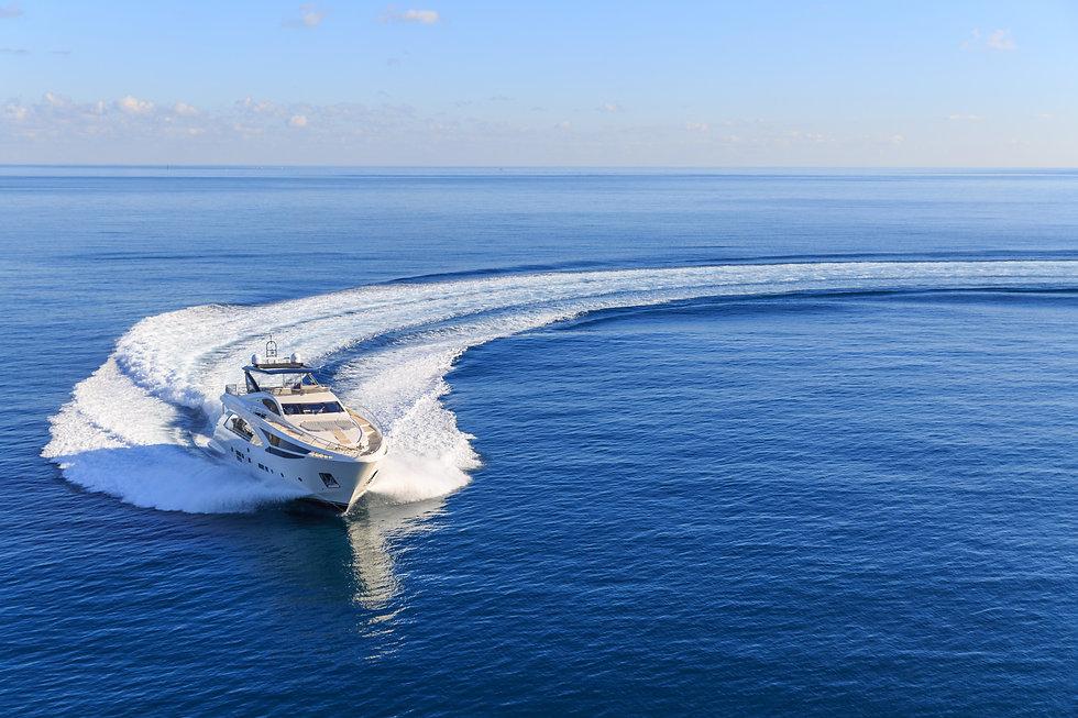 luxury yacht, aerial view italian shipyard  .jpg