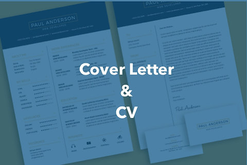Gold Package (Full CV and Cover Letter)