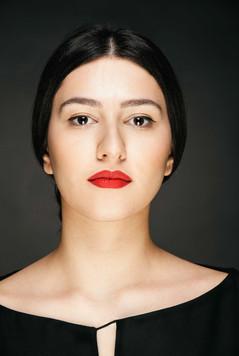 professional headshot of woman