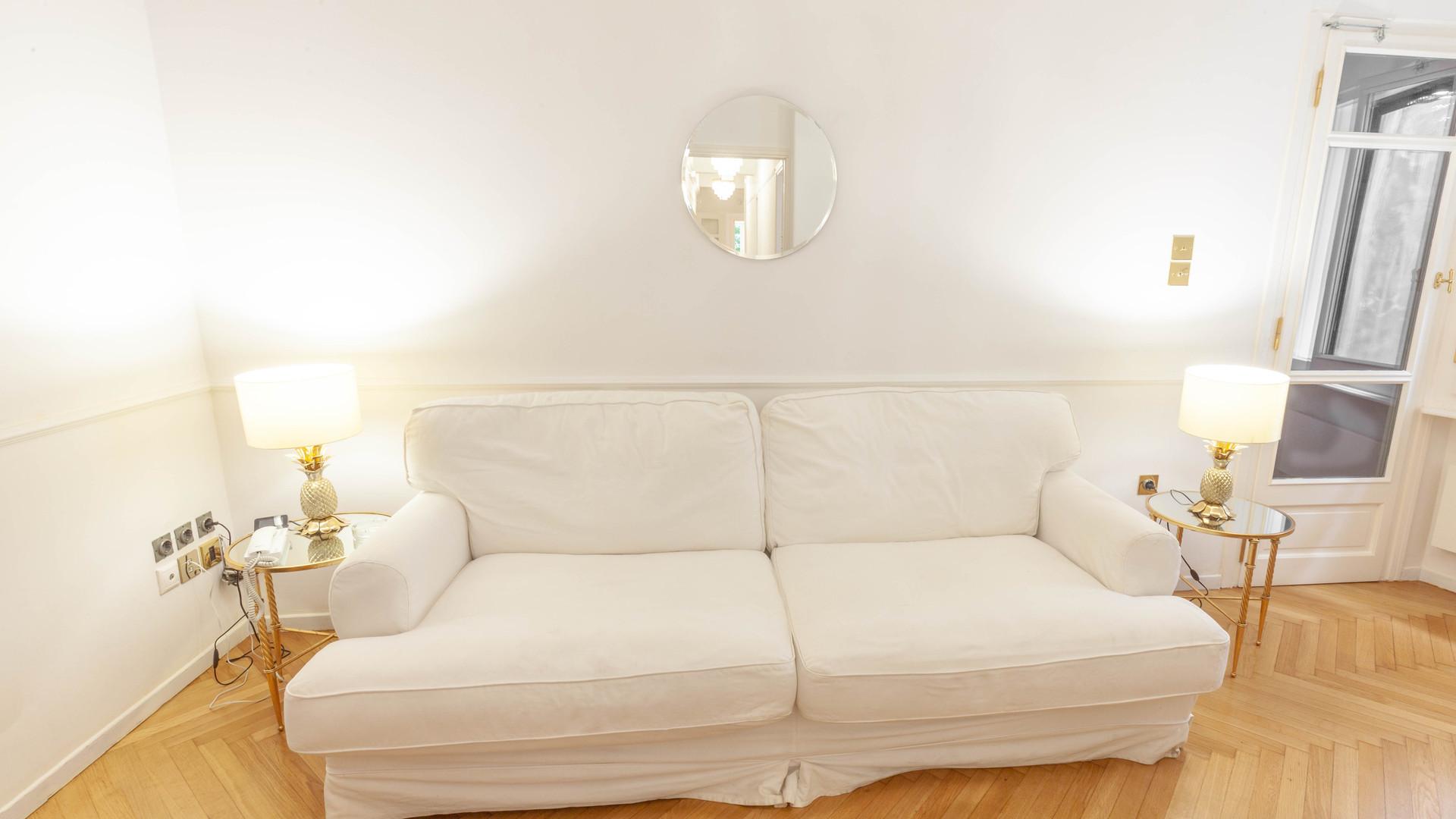 καναπές στούντιο φωτογραφίας