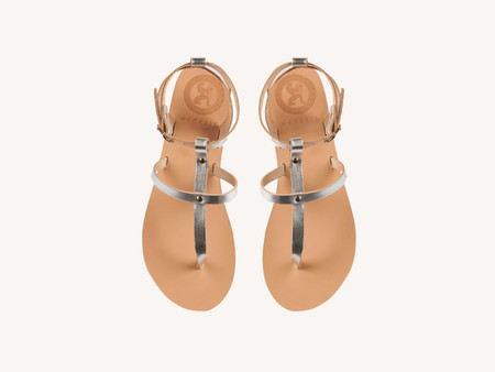 product photography sandals