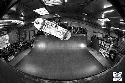 Pratique freestyle ⎜skatepark ⎜ Skateboard