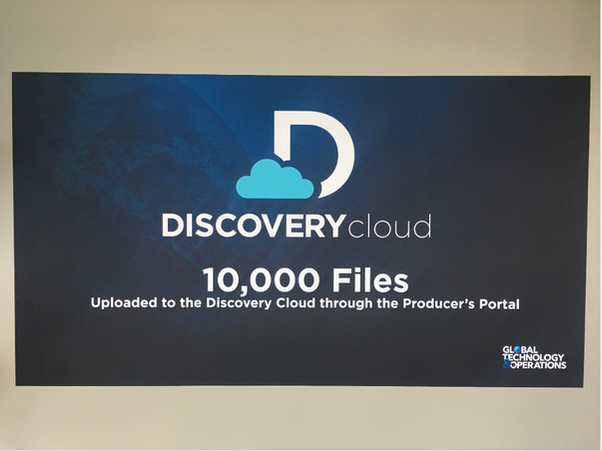 Happy 10,000th! Discovery Deliver Milestone Content Through the Cloud - Powered by SDVI Rally