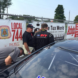 Staging lane tips from Chuck Watson