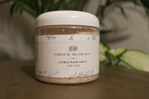 Citrus Explosion Bath Salts