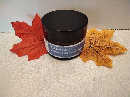 Natural Unscented Cream Deodorant 50gms