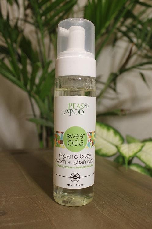 Organic Baby Wash & Shampoo