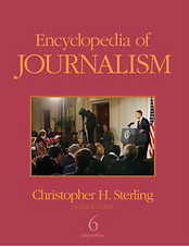 Encyclopedia of Journalism by Christopher H. Sterling comments on Daddy's Little Bit of Dresden China