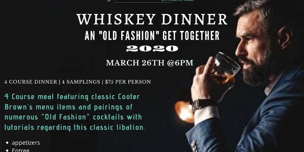 """An """"Old Fashion"""" Get Together"""