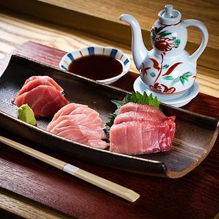 3 types of tuna