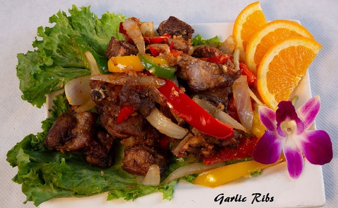 Garlic Ribs