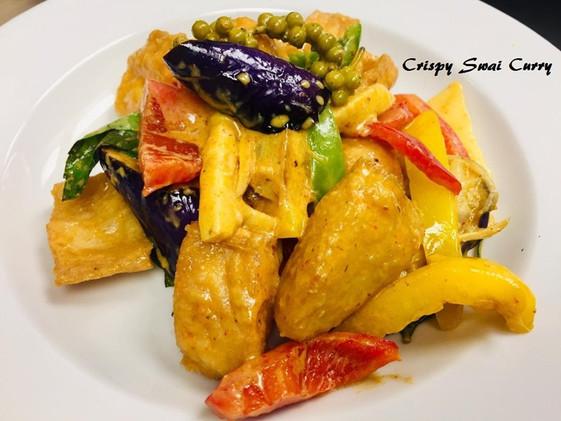 Crispy Swai Curry