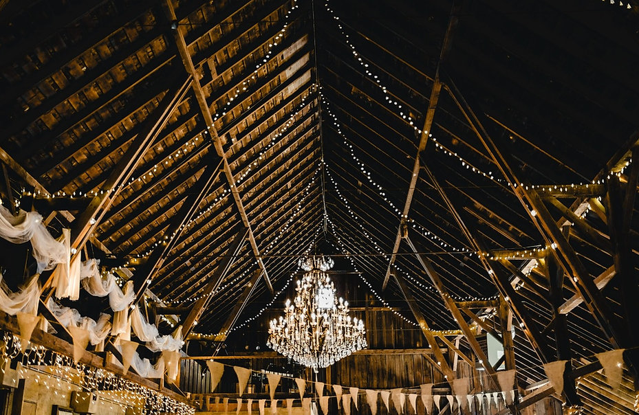 Rustic Rose Barn Venue