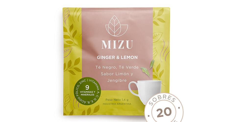 Té ginger & lemon - 20 sobres