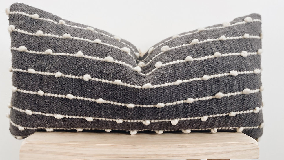 Woven loops