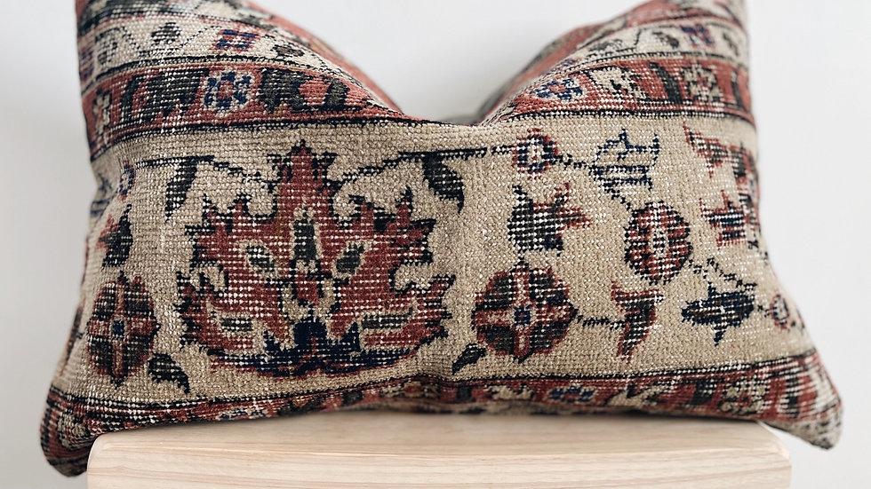 Mini lumbar Kilim Pillow