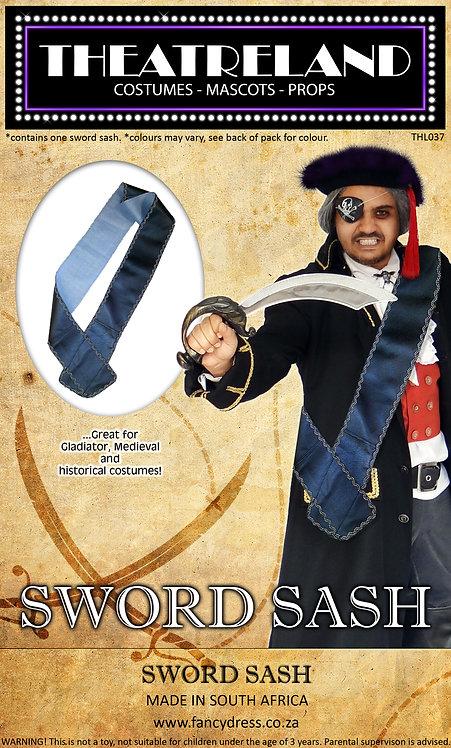 Pirate Sword Sash