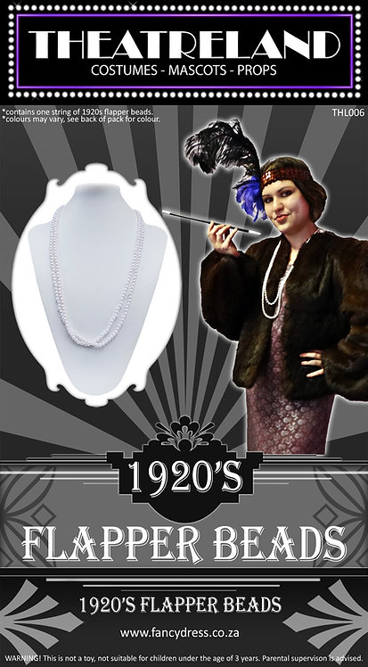 1920's Flapper Beads