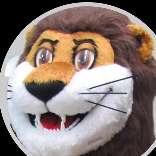 Sporty Lion