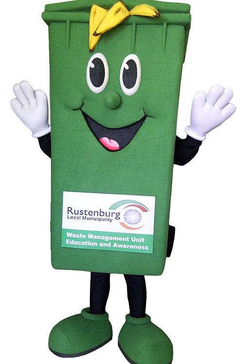 Rustenburg Municipality - Trash Bin