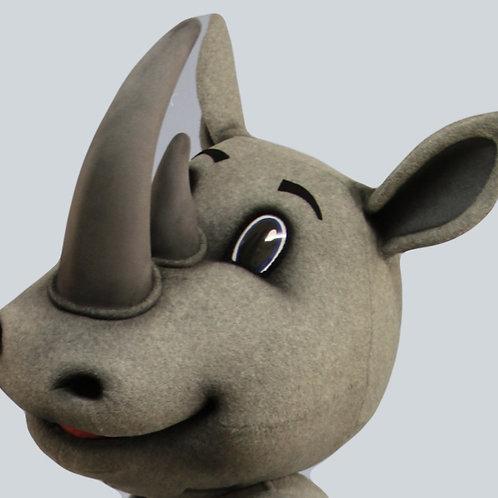 Rhino long horn