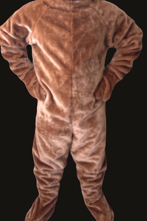 Full Body Fur Suit