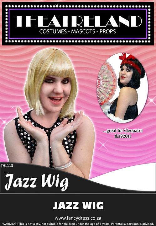 Jazz Wig