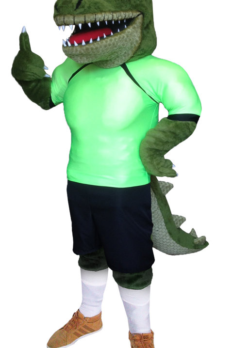 Muscle Croc