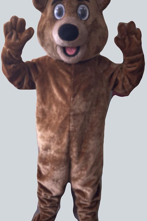 Bear Head & Body