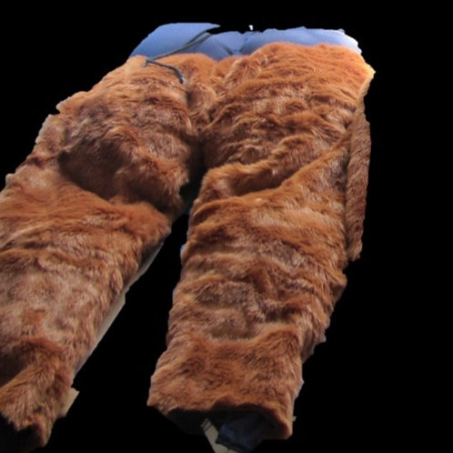 Muscle Leggins Fur