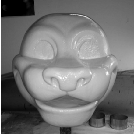 Lion Mould