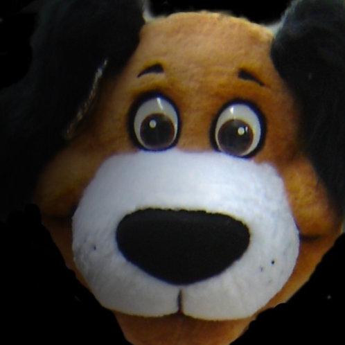 Dog Head - Floppy Ears